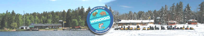 Windigo Outfitters open all year