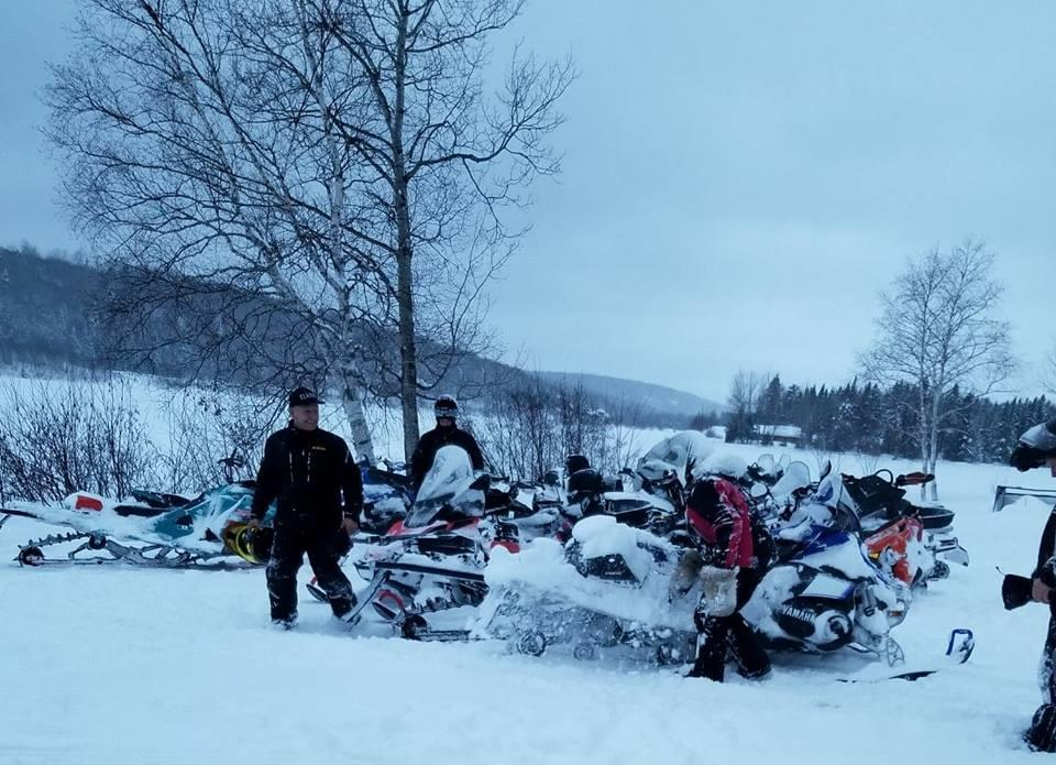 Windigo Outfitters in winter
